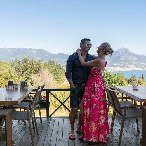 Сергей пынзарь трогательно поздравил жену дарью пынзарь с годовщиной свадьбы