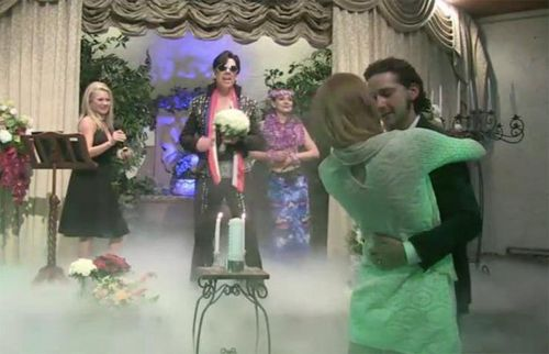Шайя лабаф женился в лас-вегасе