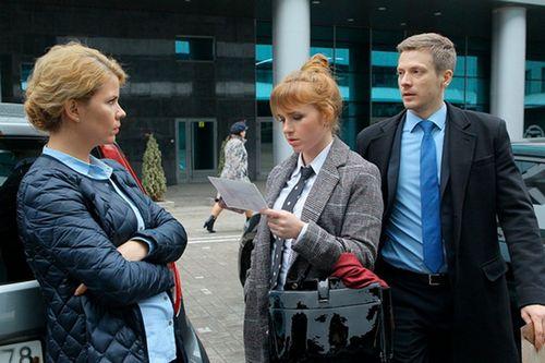 Сразу два разных актера сыграют одного персонажа в новом сериале нтв «страховой агент»