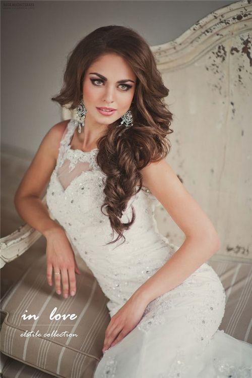 Свадебный переполох: презентация журнала brides