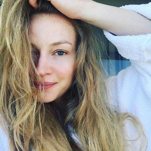 Светлана ходченкова показала свое лицо без косметики