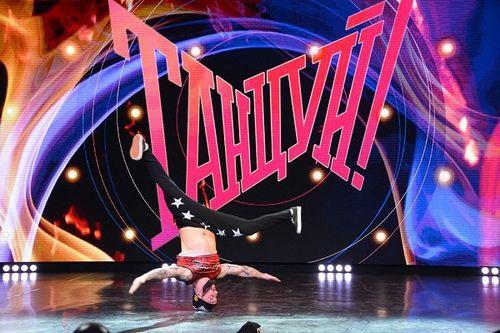 «Танцуй!»: на первом продолжается танцевальный конкурс