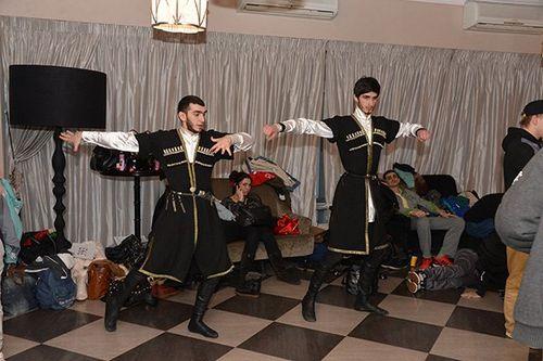 «Танцуй!»: репортаж со съемок кастинга в танцевальный проект первого канала