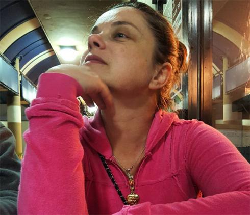 Тарзан опубликовал снимок наташи королевой без косметики