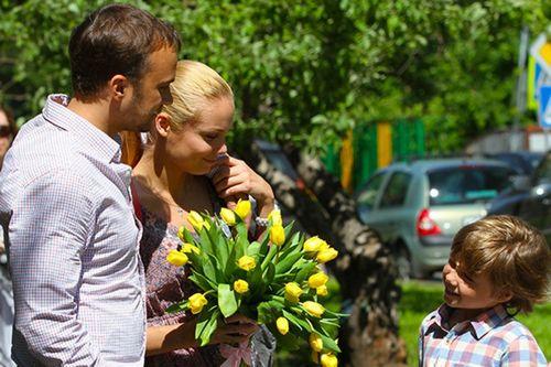 Татьяна арнтгольц и андрей чадов сыграли влюбленных в полицейском сериале «провокатор»