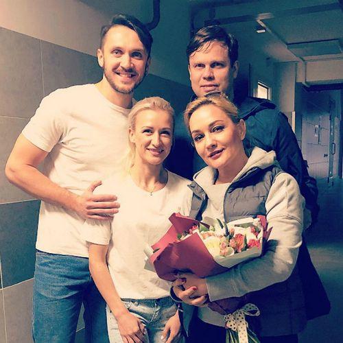 Татьяна буланова и владислав радимов спровоцировали слухи о воссоединении