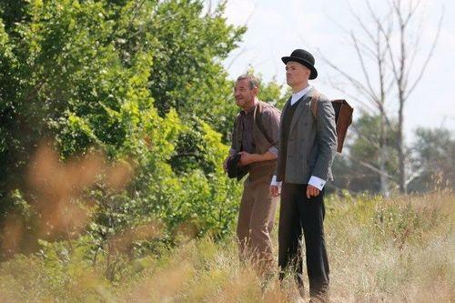 Телеканал нтв приступил к съёмкам нового сериала «смотритель маяка» с егором бероевым в главной роли