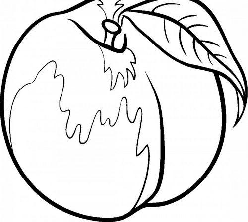 Творожник с персиками