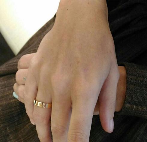 У даны борисовой пропало обручальное кольцо