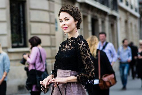 Ульяна сергеенко: первый модный показ