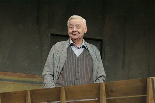 Умер 82-летний олег табаков