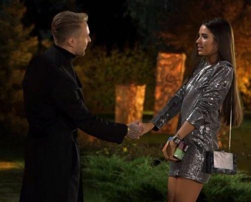 В 6-м сезоне шоу «холостяк» у егора крида случился первый поцелуй