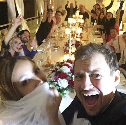В сеть попали первые фото со свадьбы андрея гайдуляна