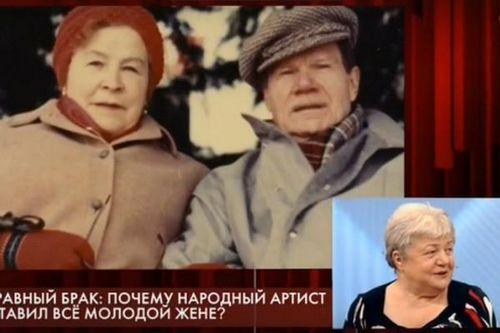Вдова и дочь михаила пуговкина конфликтуют из-за наследства