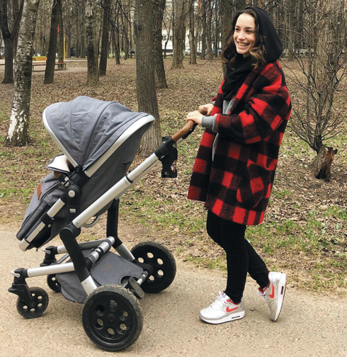 Виктория дайнеко: «когда ухаживаешь за своим ребенком, тебе не нужен тренер»