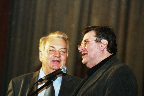 Владимир винокур расплакался на прощании с михаилом державиным