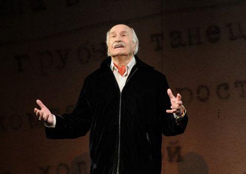 Владимир зельдин умер на 102-м году жизни