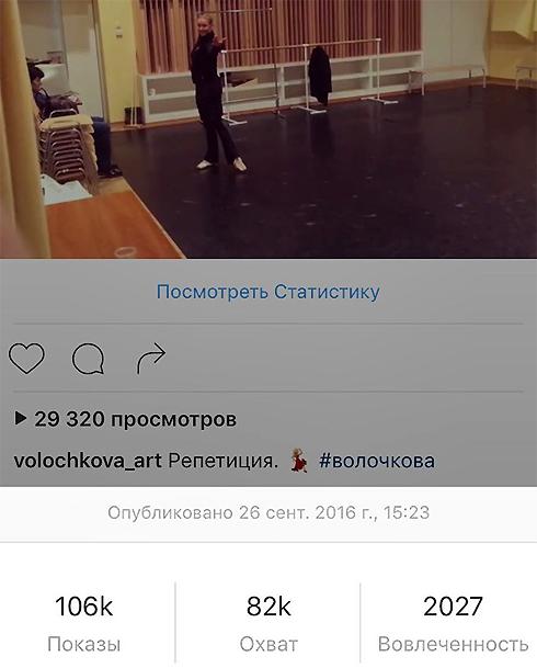 Волочкова подозревает поклонников в отсутствии мозгов
