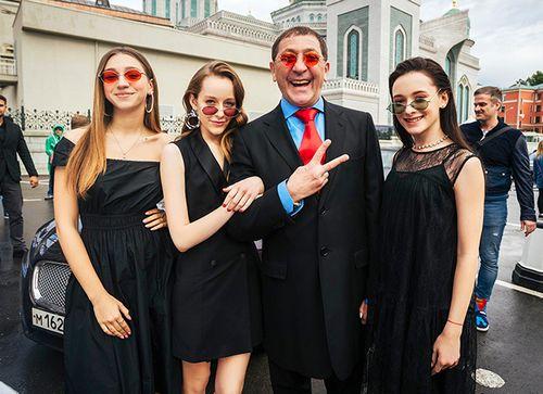 Volvo-неделя моды: рудковская и плющенко
