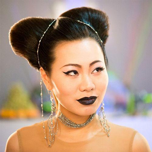 Вышедшая в финал «голоса» китаянка ян гэ исполнила «калинку-малинку» в «черновике»