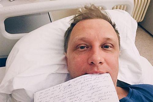 Звезда «бумера» сергей горобченко экстренно госпитализирован