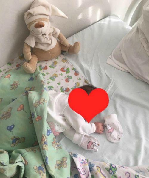 Звезда «дома-2» ольга рапунцель показала первое фото новорожденной дочери
