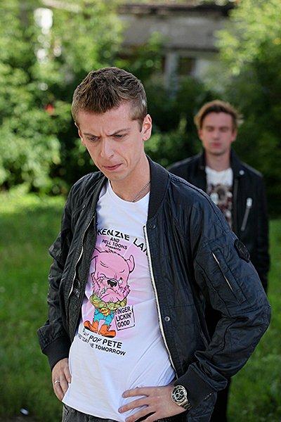Звезда «полицейского с рублевки» ростислав гулбис: «сергей бурунов и саша бортич – это два психопата»