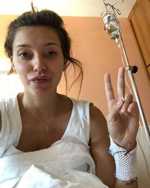 Звезду «орла и решки» регину тодоренко экстренно госпитализировали