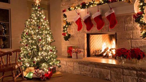 Звезды, новогодние мишки и другие игрушки