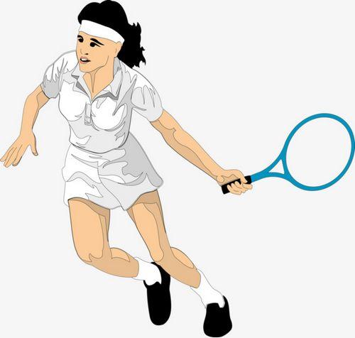 Звезды тенниса на красной площади